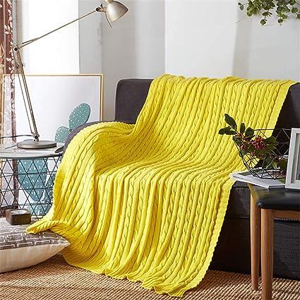 WWSUNNY Manta de sofá Mantas para Cama, 2 tamaños y 12 ...