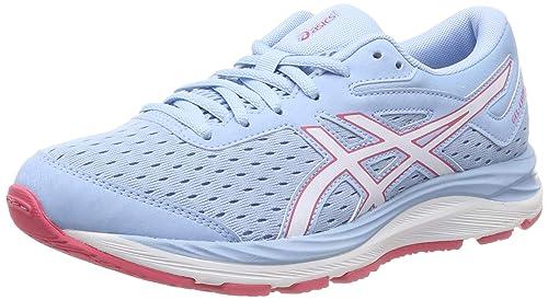3da395ec47 ASICS Gel-Cumulus 20 GS, Zapatillas de Running Unisex Niños: Amazon.es:  Zapatos y complementos