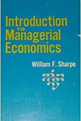 Introduction to Managerial Economics Paperback