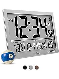 Shop Amazon Com Wall Clocks