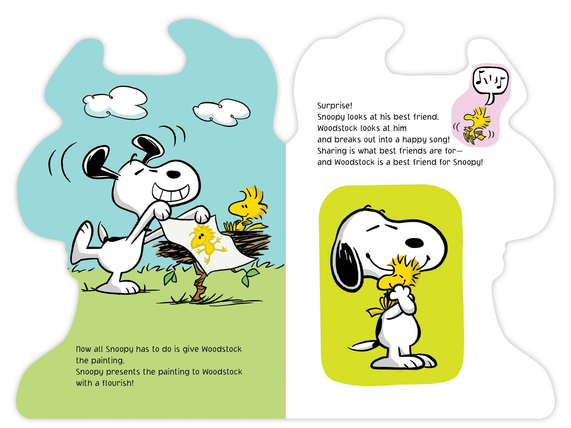 amazon a best friend for snoopy peanuts charles m schulz