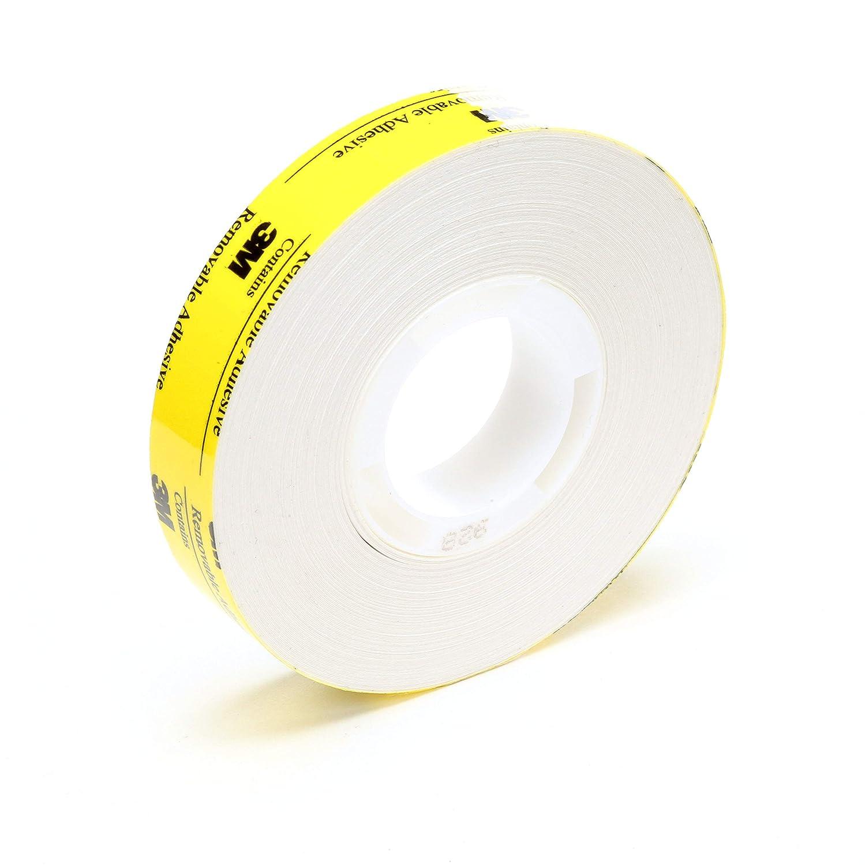 3M 904 ATG Klebstoff-Film f/ür Standard Anwendungen Transparent 19 mm x 44 m 48-er Pack
