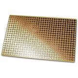 Cu 35/µm RM2,54 WITTKOWARE Streifenrasterplatine 100x160x1,5mm