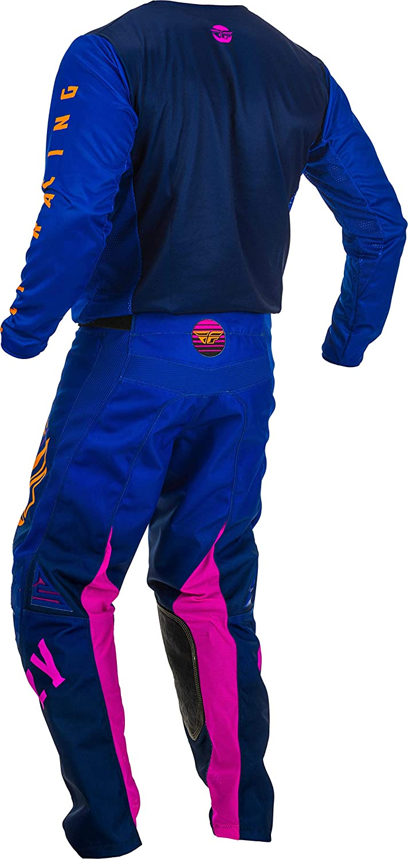 Mens Small 28 Waist Fly Racing 2020 Kinetic K220 Black//Grey//Hi-Vis Adult MX Gear Combination