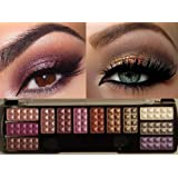 Professional Makeup Cosmetic Eyeshadow 12 Colors Eye Shadow Palette Set No.1