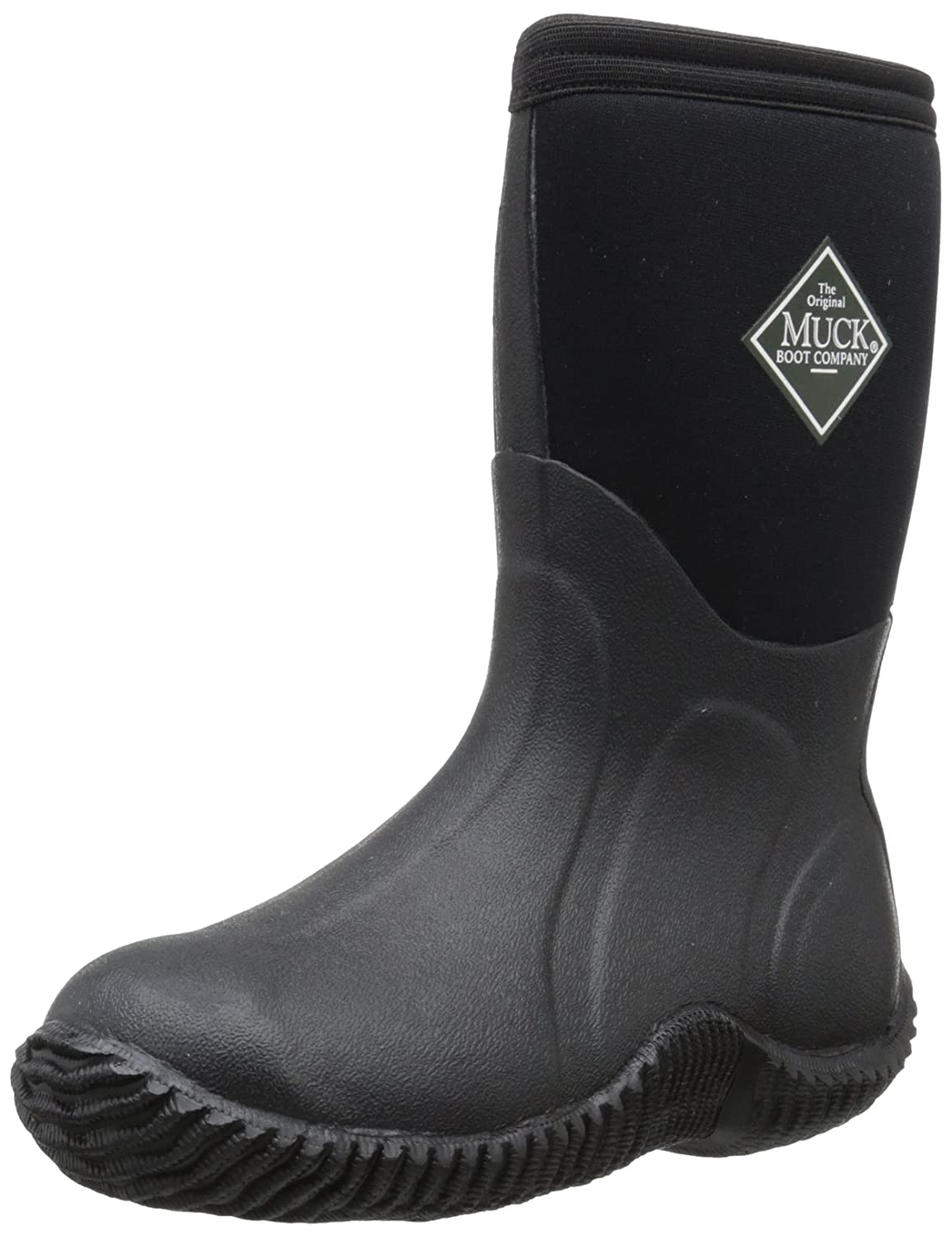 f34b20953e28 Muck Boots Kids Arctic Sport II Kids Wellington Boots Black UK 12 (Junior)   Amazon.co.uk  Shoes   Bags