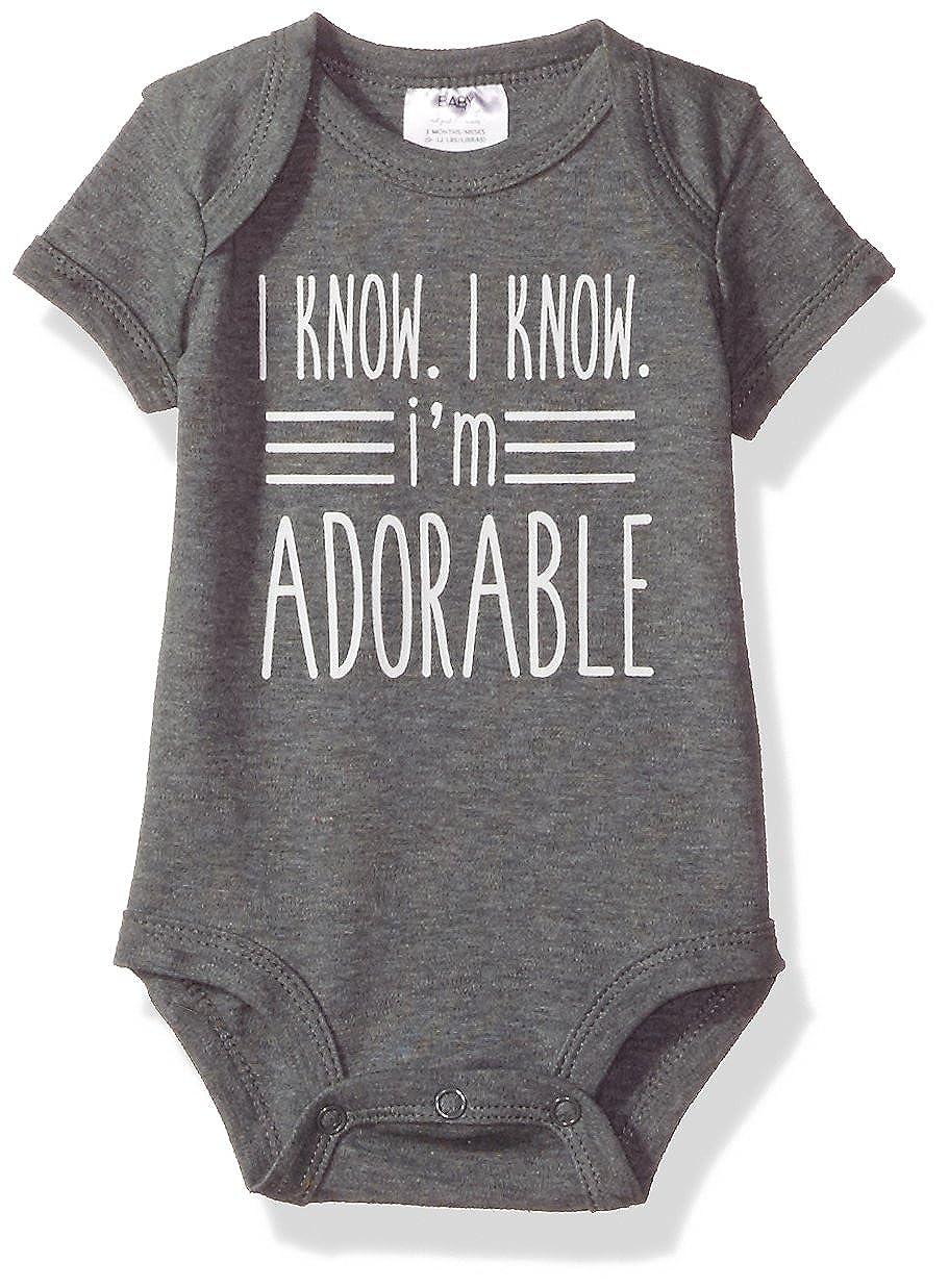Baby Essentials Boy Bodysuit