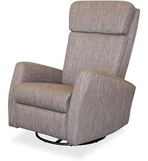 Stilista Tv Relaxsessel Aus Echtleder Mit Ausklappbarer Fußstütze