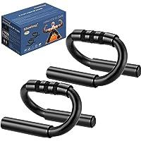 Kiewhay Push Up Bars voor spierkracht Workouts - Push Up Handgrepen met Foam Grip Draagbaar voor Thuis Gym Fitness…