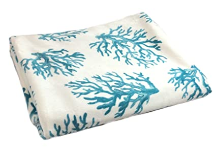 Beach Themed Throw Blanket Delectable Amazon Thro By Marlo Lorenz Super Soft Microplush Decorative