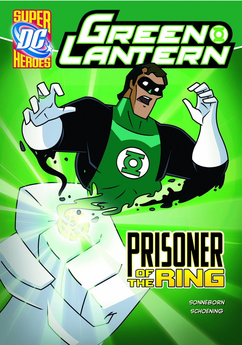 Prisoner of the Ring (Green Lantern)