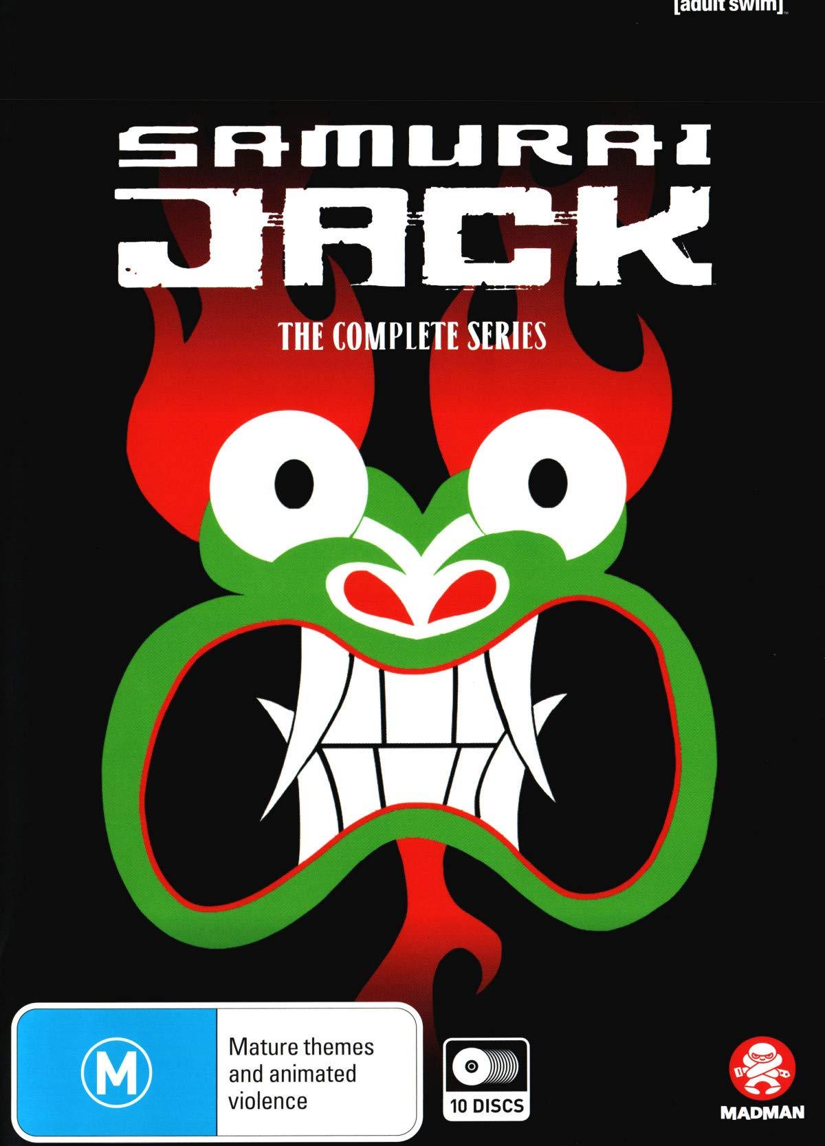 Samurai Jack: Complete Seasons 1-5