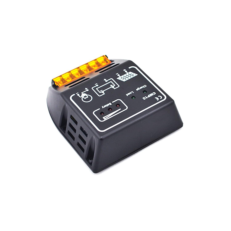 ALEKO SC202 Constant Output Solar Charge Controller Safe Protection 20A 12V 24V