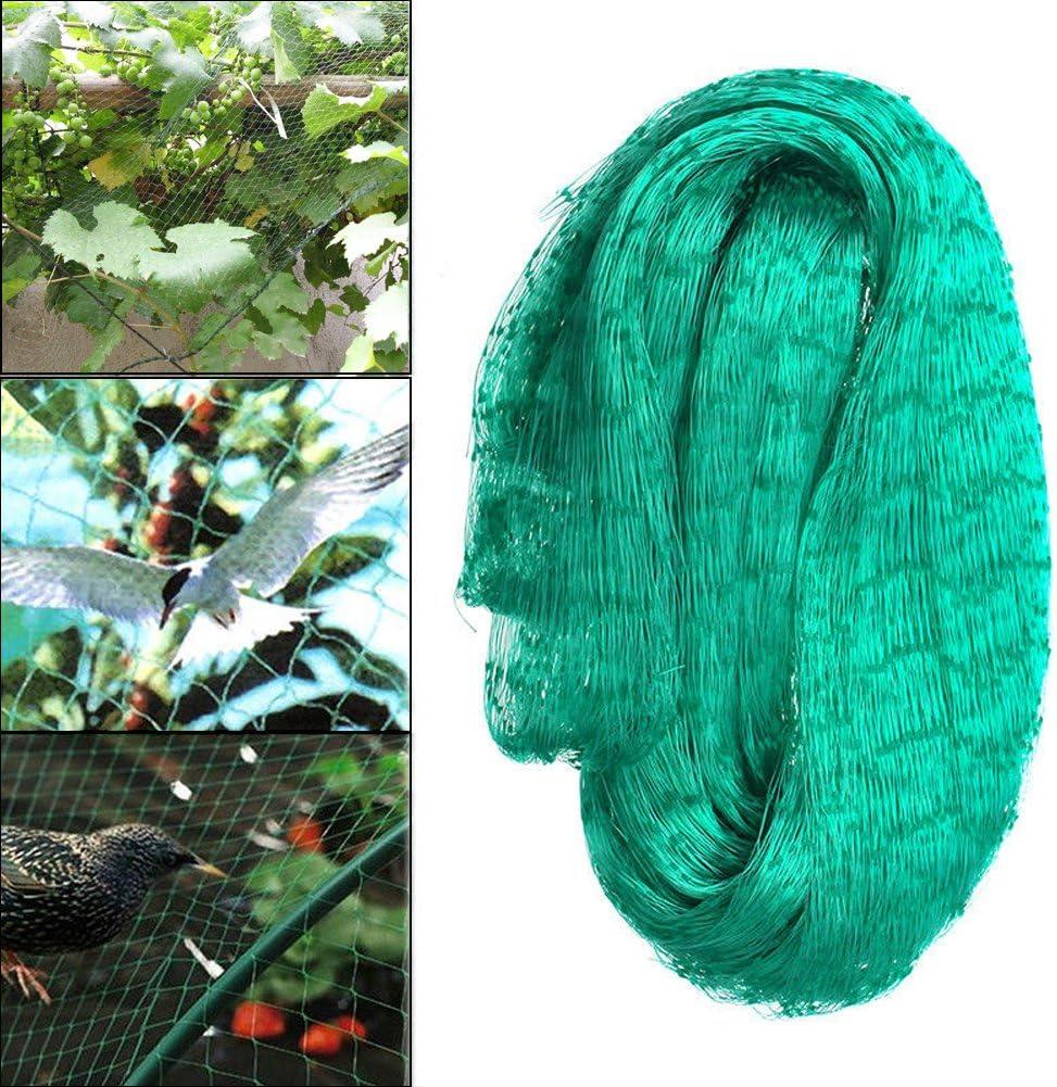 Egoelife - Red de protección para pájaros de jardín, para Frutas, árboles, Jardines, viñedos: Amazon.es: Jardín