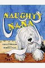 Naughty Nana Hardcover