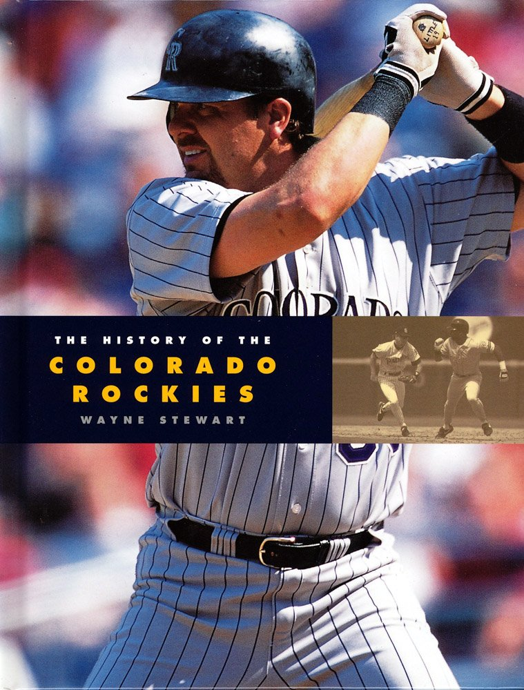 Read Online The History of the Colorado Rockies (Baseball Series) pdf
