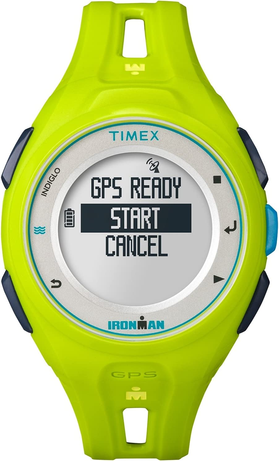 Timex Ironman Run X20 Reloj GPS de tamaño completo