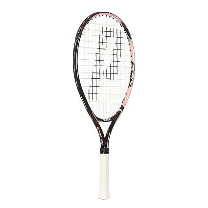 Prince Pink 23 Strung Junior Girls Tennis Racket