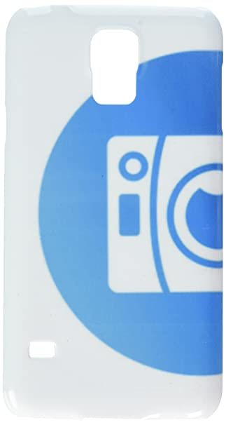 Amazon.com: Etiqueta redonda lavadora cell phone cover case ...