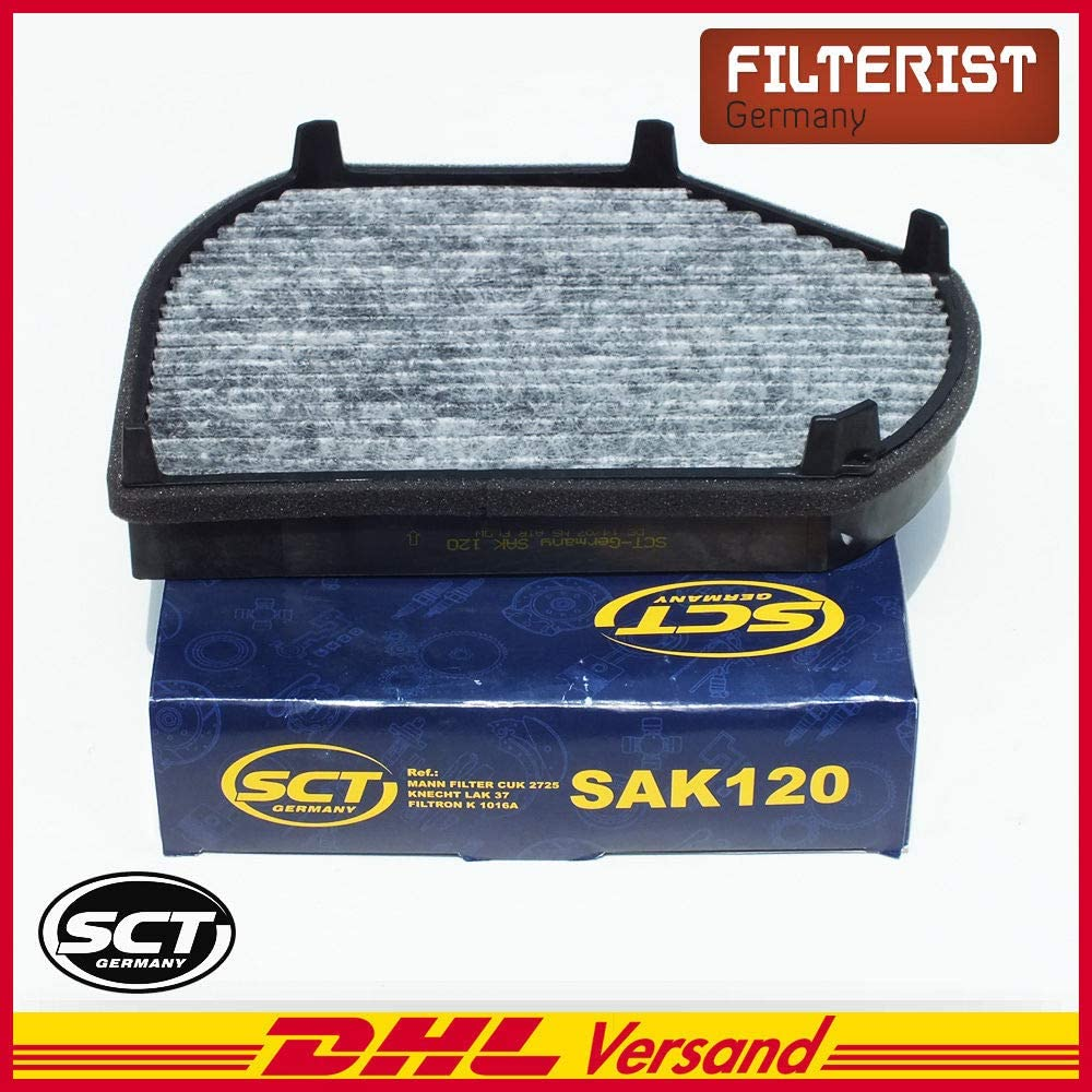 Innenraumluft SAK 120 SCT Germany Filter
