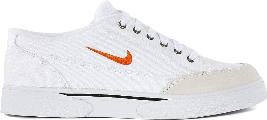 Nike Chaussures GTS 16 TXT pour Homme Blanc Blanc, 40 EU