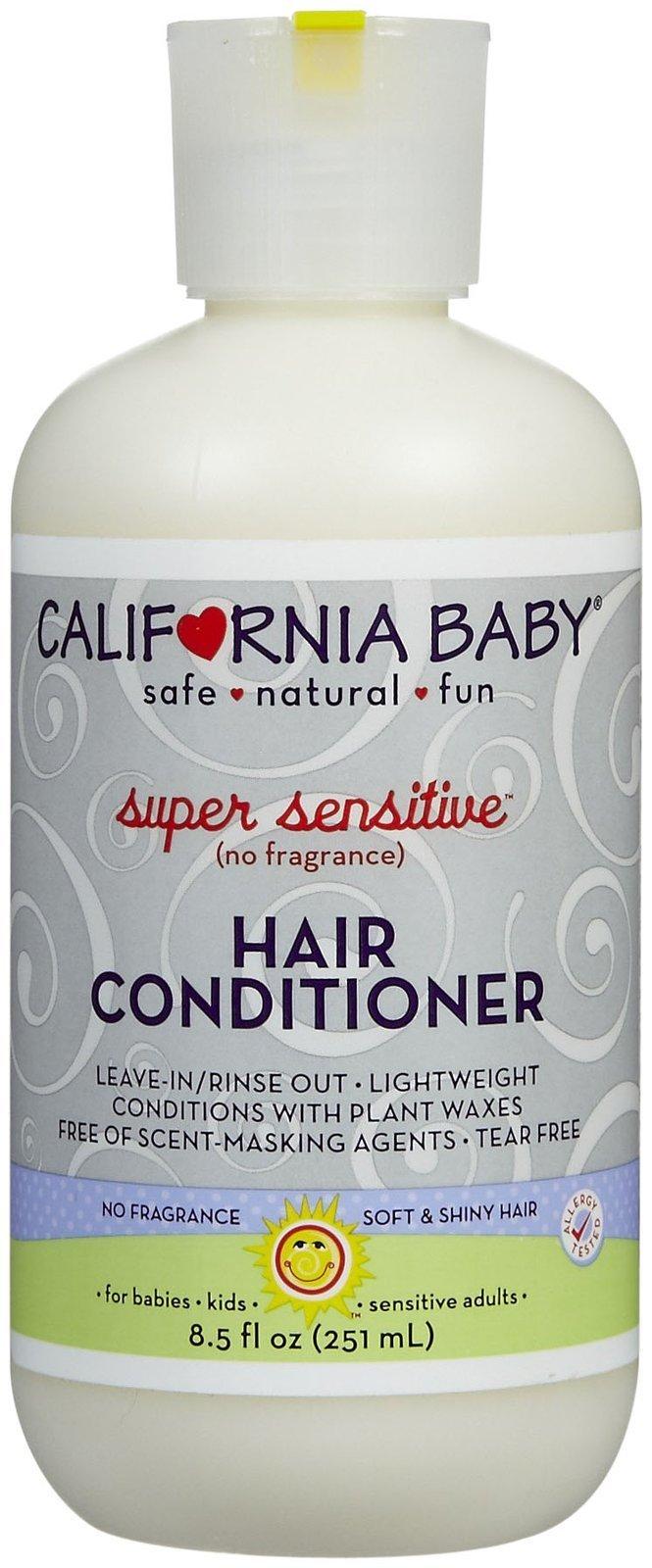 Amazon Com California Baby Super Sensitive Shampoo