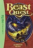 Beast Quest, Tome 1 : Le dragon de feu