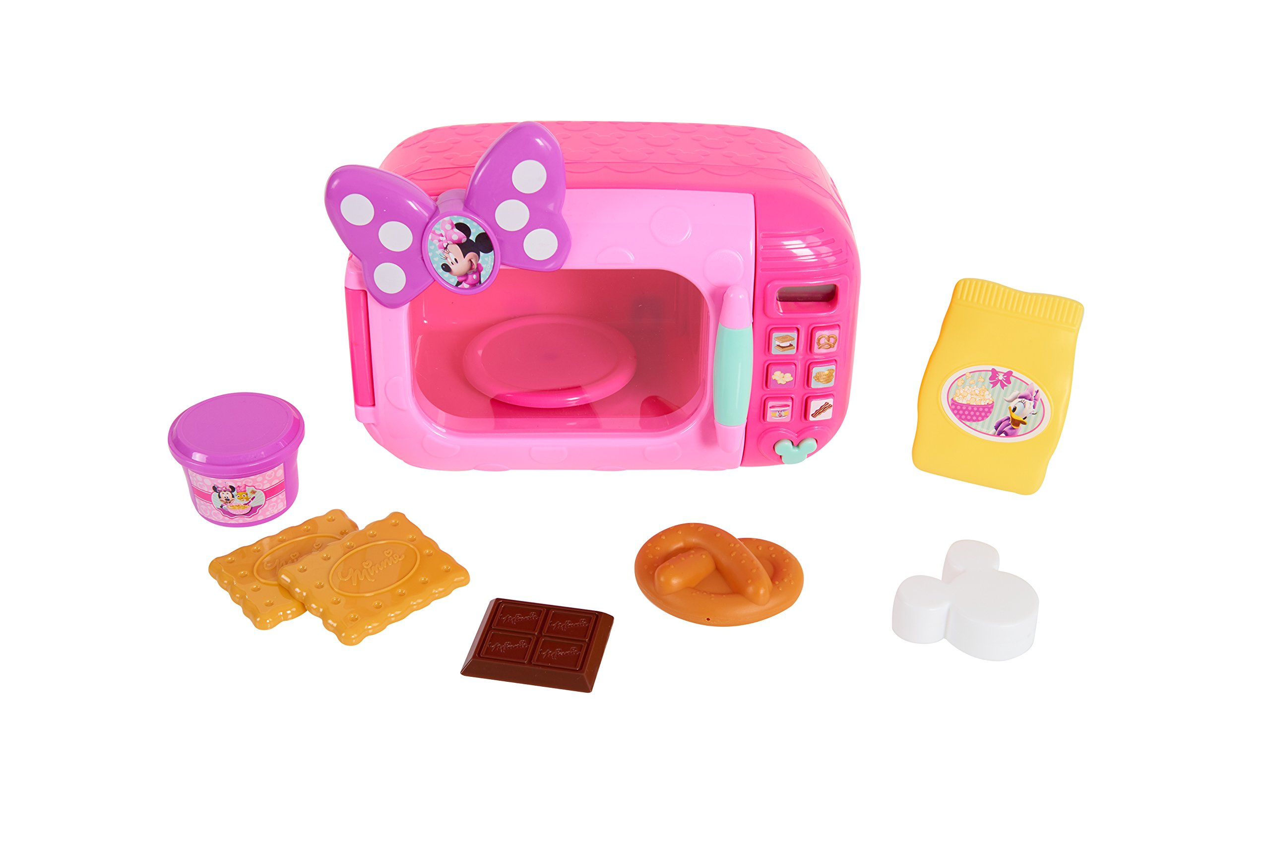 Minnie Mouse Marvelous Microwave Set by Minnie Mouse