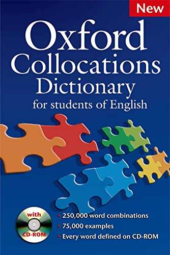 Oxford Collocation Dictionary