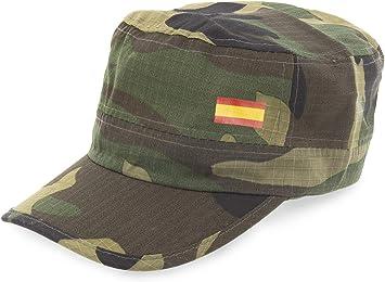 Gorra Marine | Bandera de España: Amazon.es: Deportes y aire libre