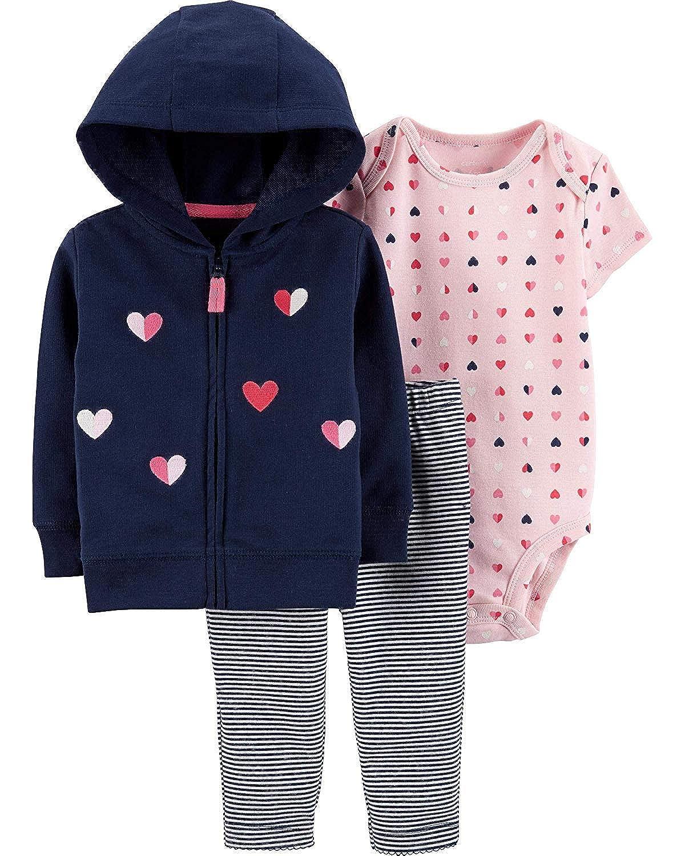 Carter's PANTS ベビーガールズ Carter's B07JP1ZKJP 9 Navy/Pink B07JP1ZKJP Hearts 9 Months 9 Months Navy/Pink Hearts, スモールアニマルボックス:6732dad4 --- itxassou.fr