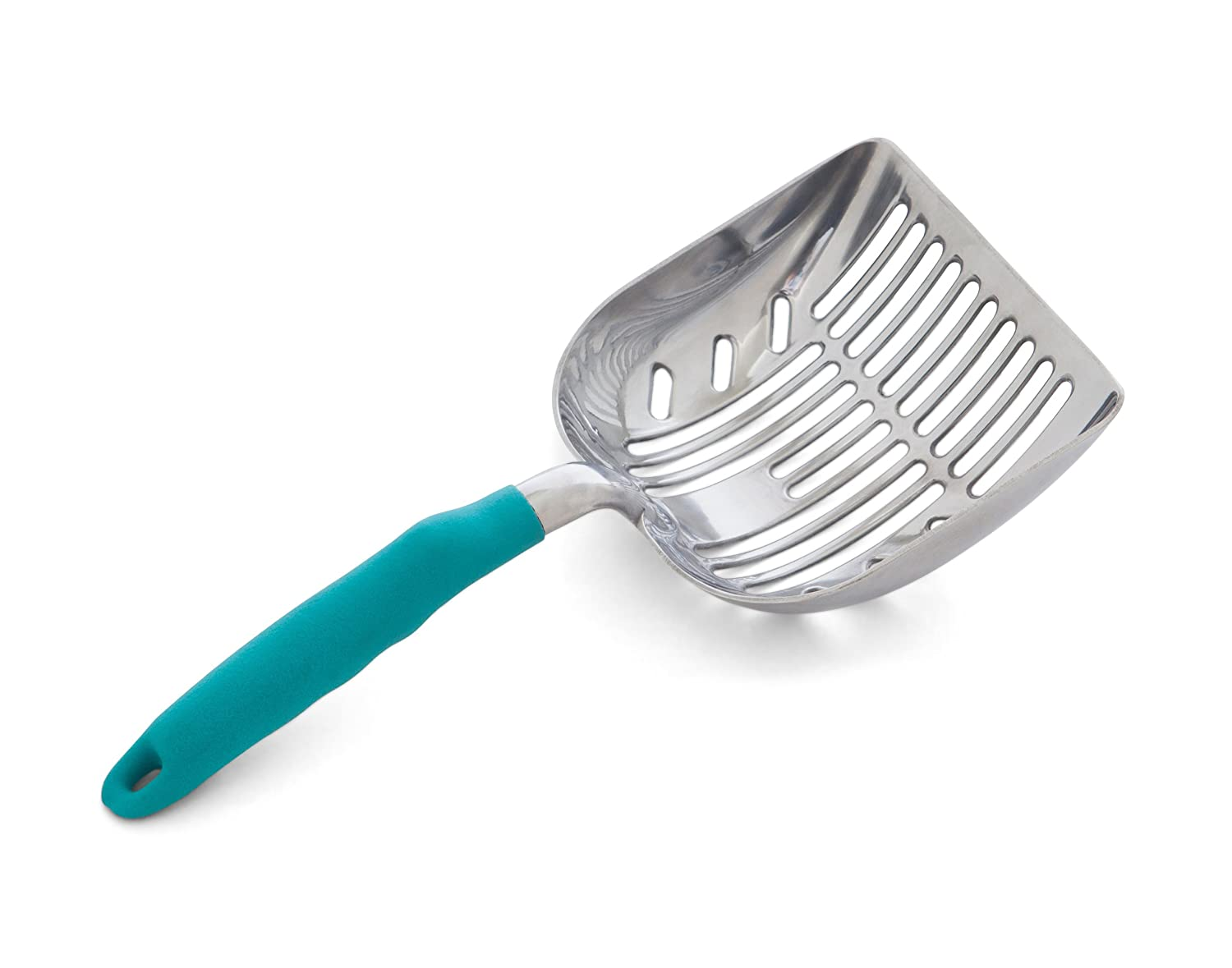 Duranimals DuraScoop Aluminum Cat Litter Scoop