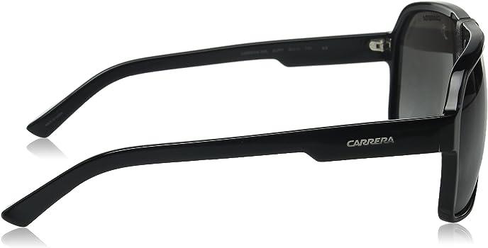 9dc5caa2fa Amazon.com  Carrera 33 S Aviator Sunglasses BLACK  Carrera  Clothing