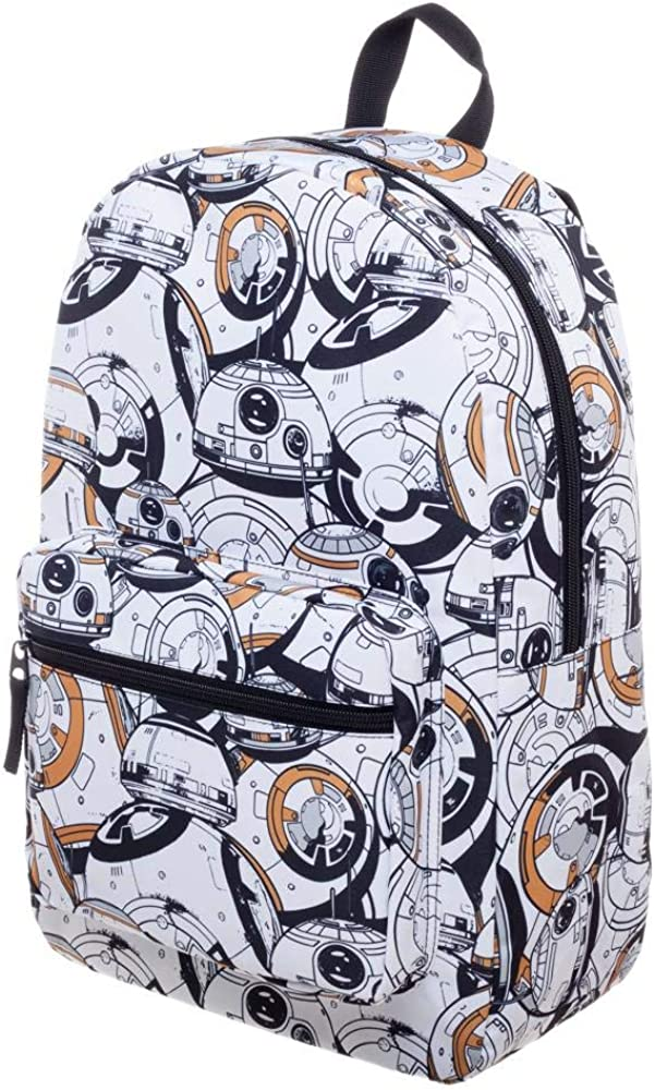 Star Wars BB8 All Over Print Backpack