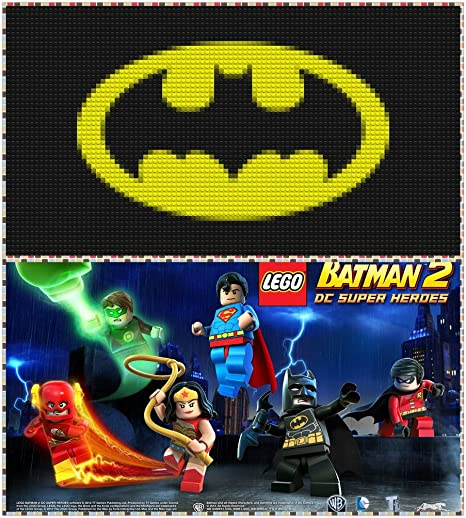 Lego Batman Customized 14x16 inch Silk Print Poster Seda ...