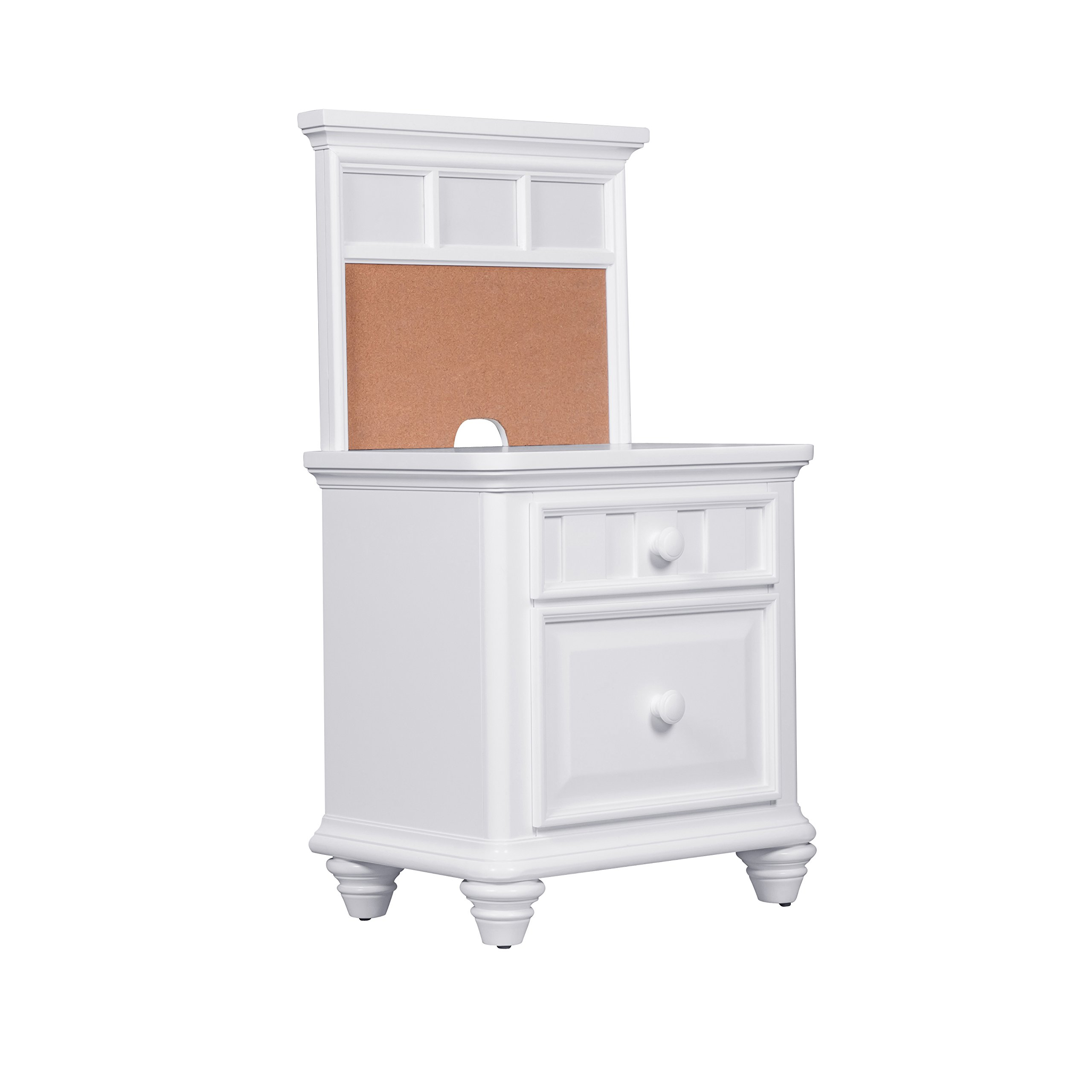 Pulaski SummerTime Nightstand with Back Panel, Youth