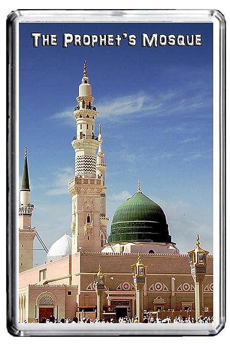 amazon com giftscity 079 the prophet s mosque in medina saudi