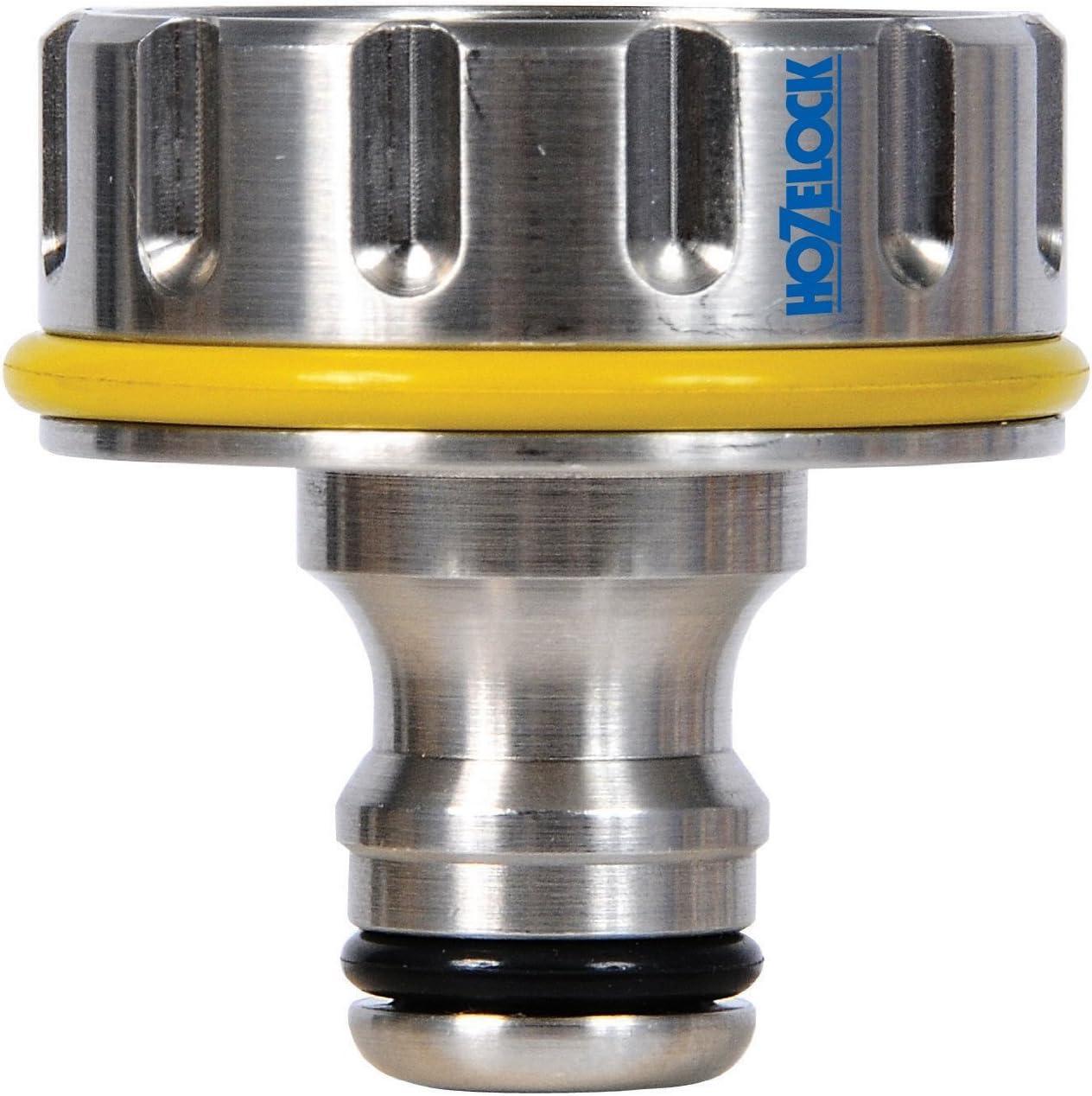 """33.3mm Pro Metal Outdoor Tap Connector Hozelock 1/"""""""