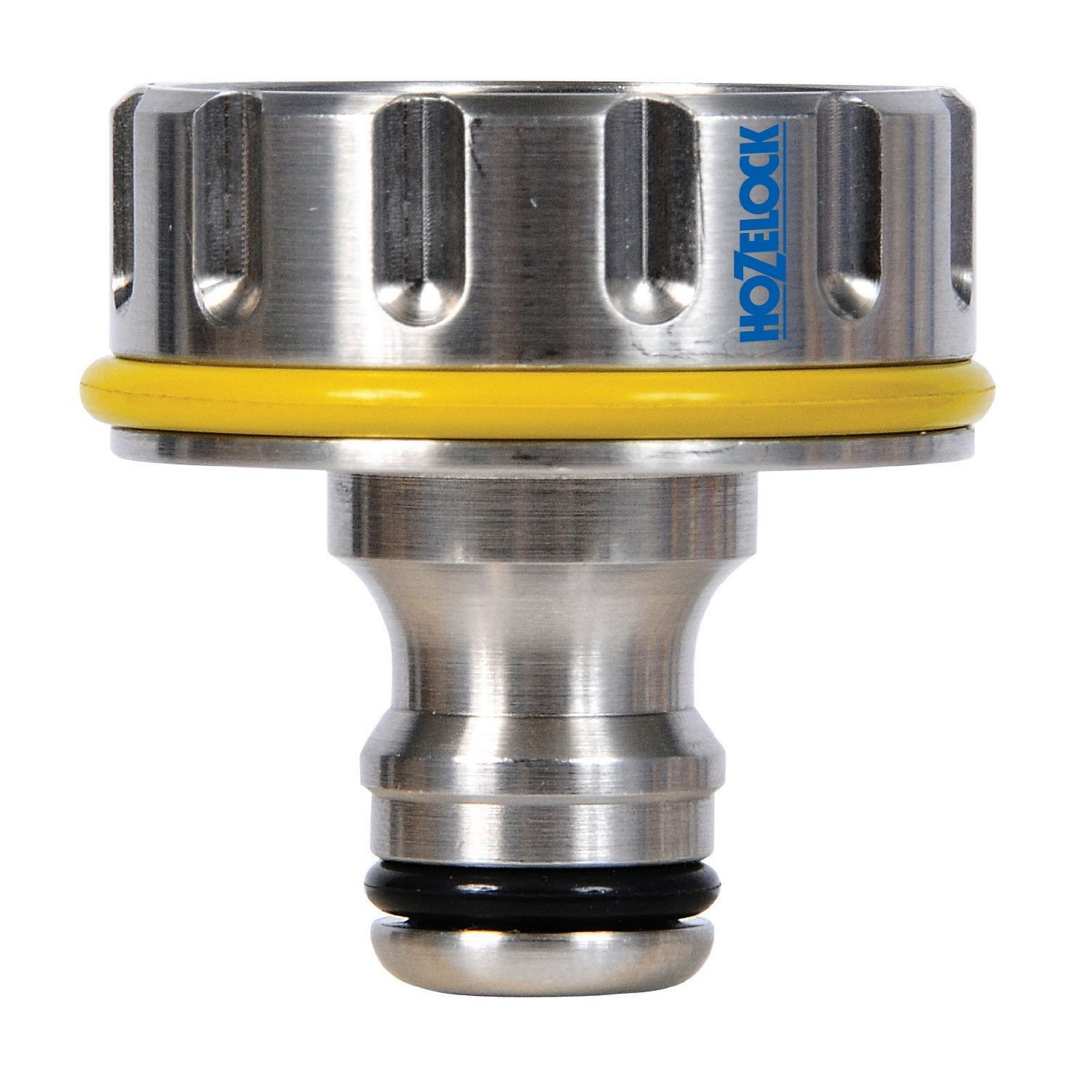 Hozelock 1 Inch BSP (33.3 mm) Pro Metal Outdoor Tap (for Larger Taps More Than 33.3 mm Diameter)