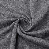GIFC ▶Fashion Women Solid Three Quarter Sleeve