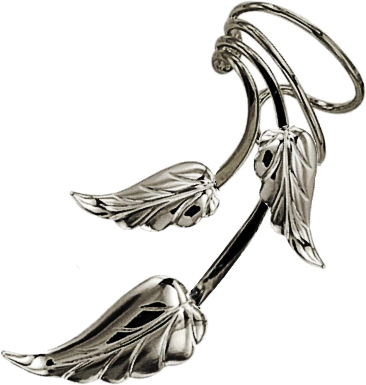 Amazon.com: Sterling silver ear cuff for men earring men