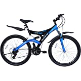 Hero Octane New DTB 26T 21 Speed Cycle - Black & Blue