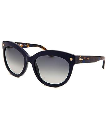 632b7d006e1 Image Unavailable. Image not available for. Color  Salvatore Ferragamo  Women s SF675S-424-55 Sunglasses ...