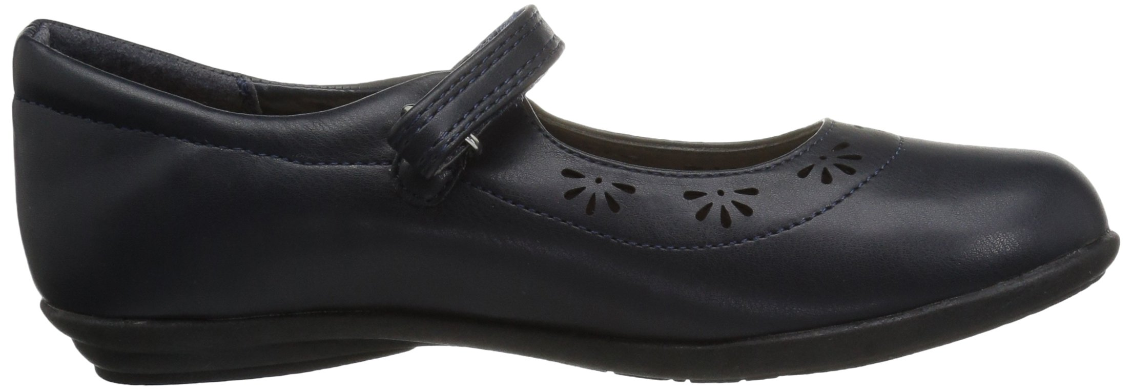 The Children's Place Girls' E BG Unif Class Uniform Dress Shoe, New Navy, Youth 1 Youth US Big Kid by The Children's Place (Image #6)