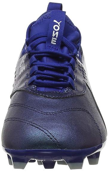 Puma One 3 LTH AG, Zapatillas de Fútbol para Hombre: Amazon.es: Zapatos y complementos