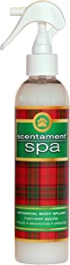 Best Shot Pet Scentament Spa Exotic Island Seasonal Body Splash Spray
