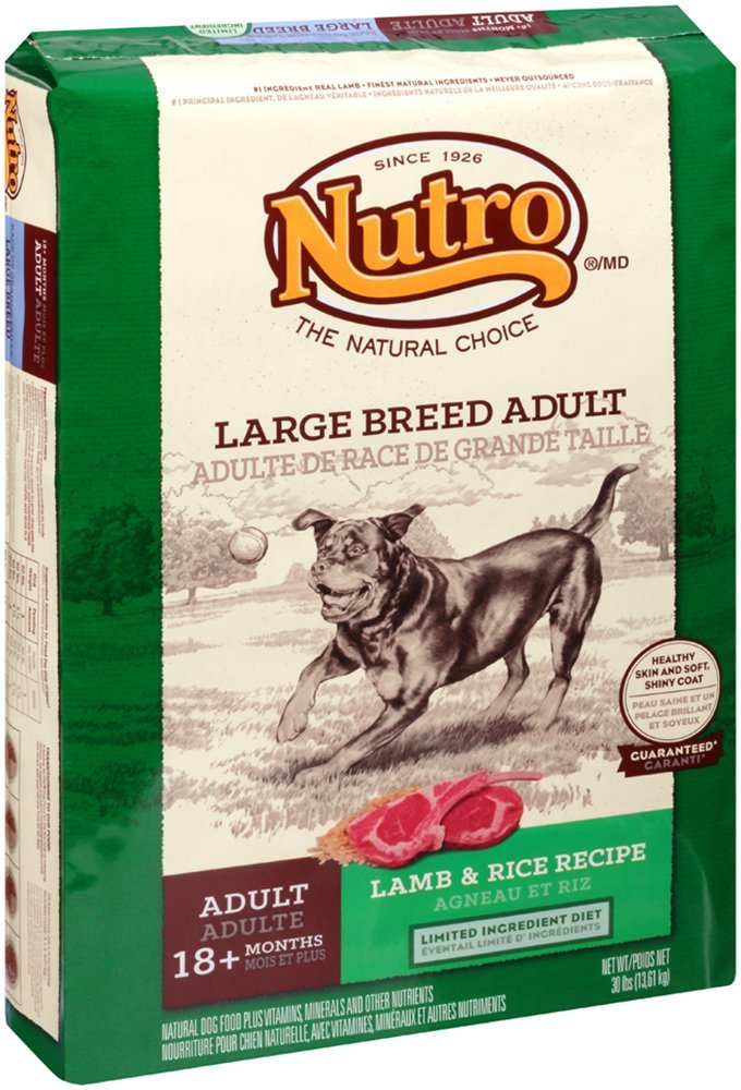 Nutro Natural Choice Grain Free Canned Dog Food