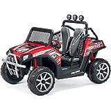 Peg Perego Polaris Ranger RZR 24v 2 Seater Kids Electric Ride On Jeep