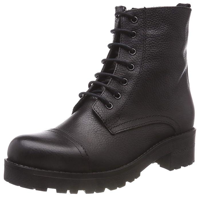 Andrea Conti 0026843, Botas de Motorista para Mujer: Amazon.es: Zapatos y complementos