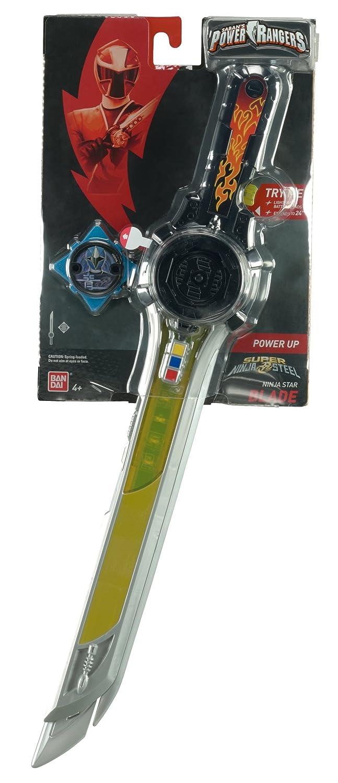 New Power Rangers Ninja Star Blade Lights /& Battle Sounds Sword Official